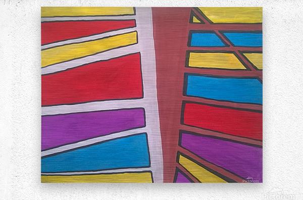 Romeo and Juliet (1)_1526765279.58  Metal print