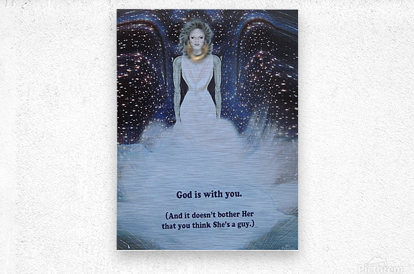 God Is With You1  Impression metal