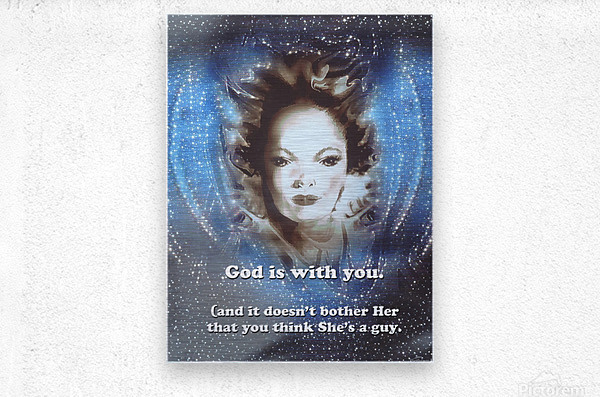 God Is With You2  Impression metal