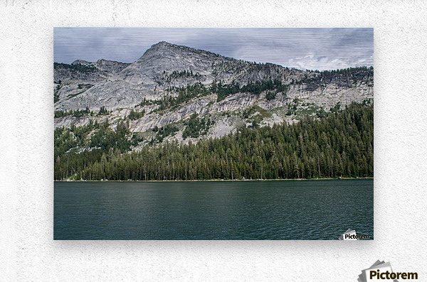 tenaya mountain  Metal print