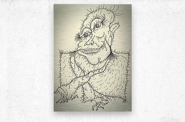 20180319_232036  Metal print