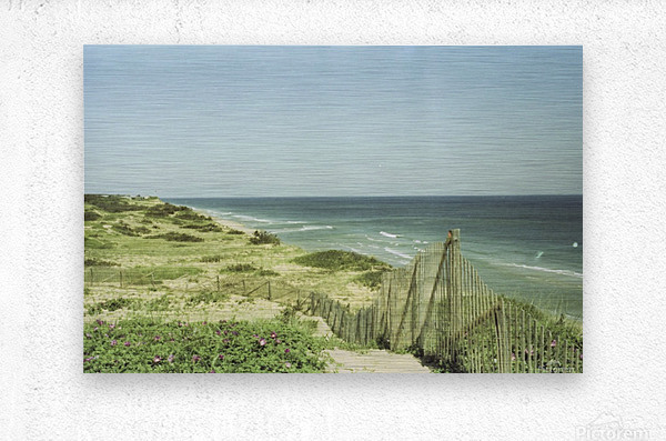 Marconi Beach  Impression metal