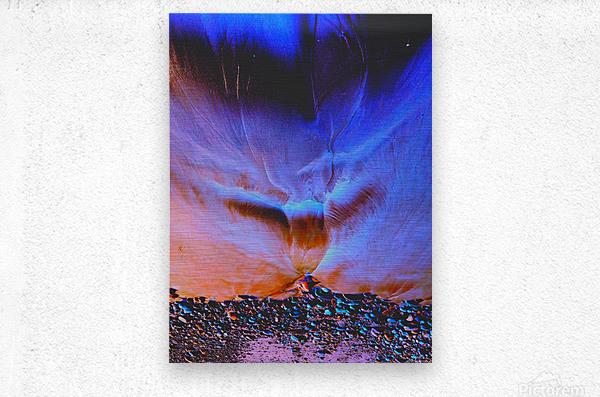 20180919_211044  Metal print