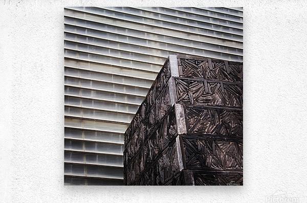 Kursaal  Metal print