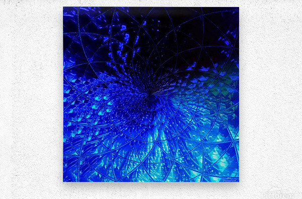 222_mirror24  Metal print