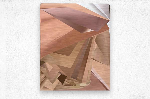 Art two  Metal print