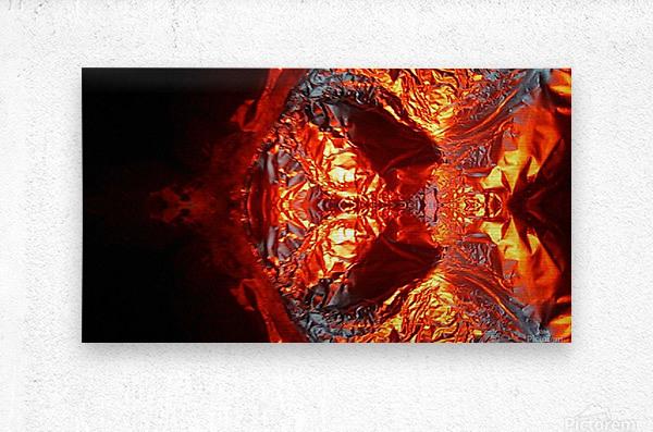 1539436843507  Metal print