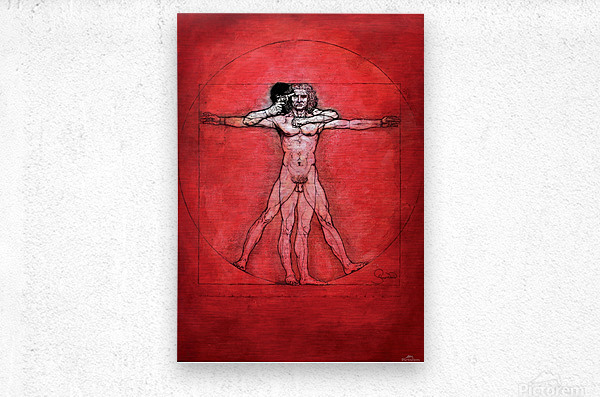 6 Krzysztof Grzondziel  Metal print