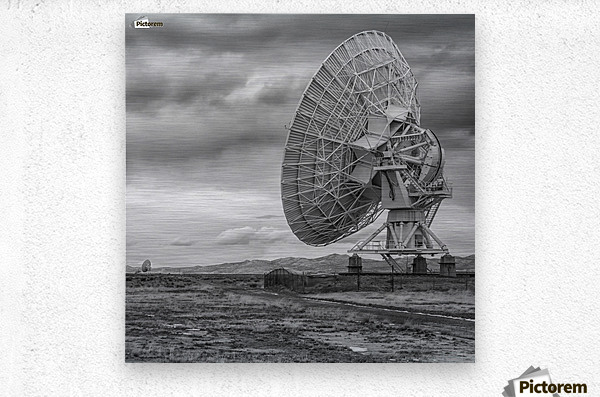 Very Large Array New Mexico  Metal print