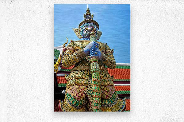Thailand23  Metal print