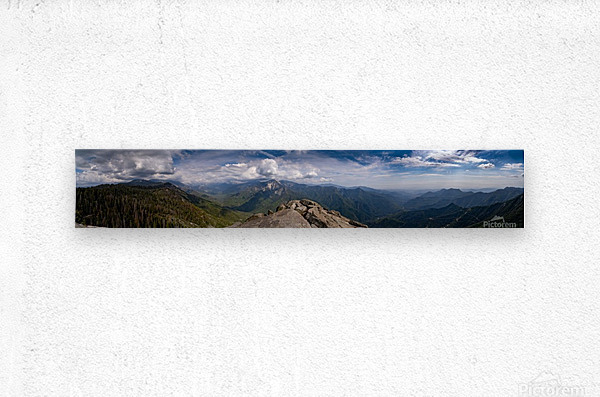 California Cloudscape  Metal print