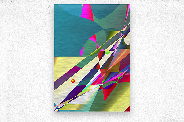 set sail to the future 11.12f3a 18  Metal print