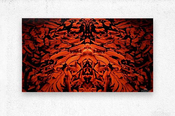 1542082168560  Metal print