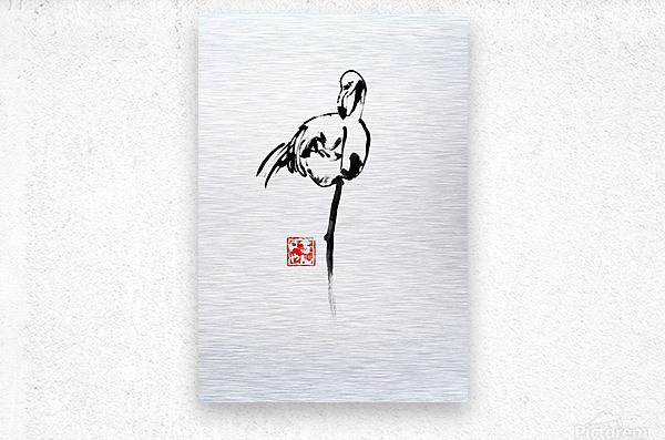 grue 03  Metal print