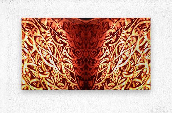 1542089244289  Metal print