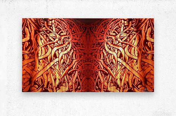 1542088929523  Metal print