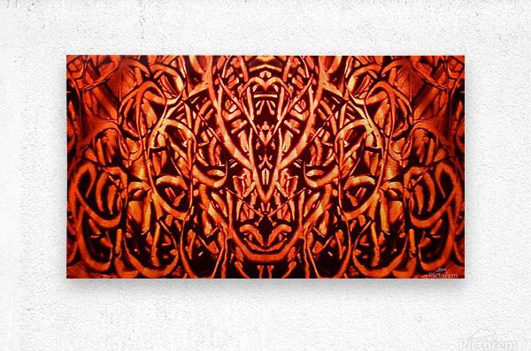 1542089188384  Metal print