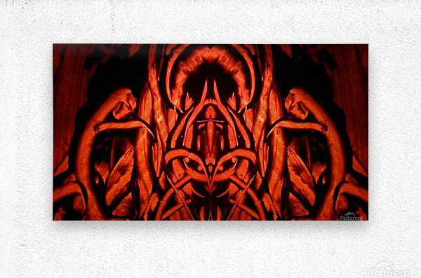 1542089210722  Metal print