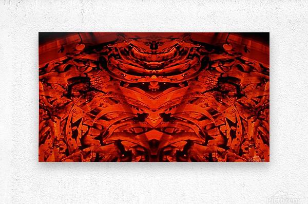1542381866814  Metal print