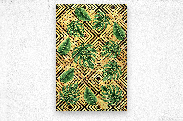 Tropical XVII  Metal print