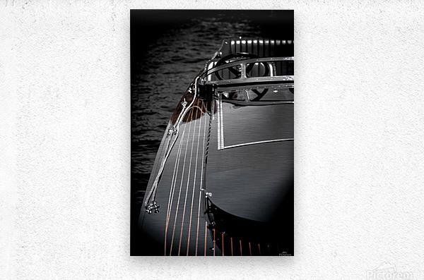 Antique Boat 3 (1 of 1)  Impression metal