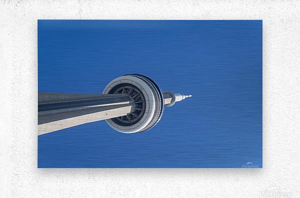 CN Tower 3  Metal print