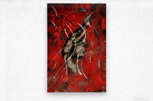3276   univers neptune  Metal print