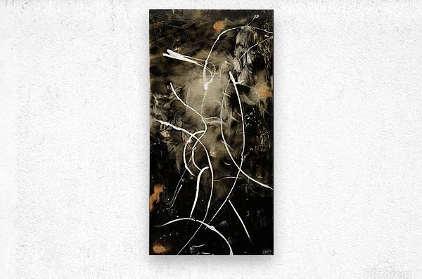 1126   beauty  Metal print