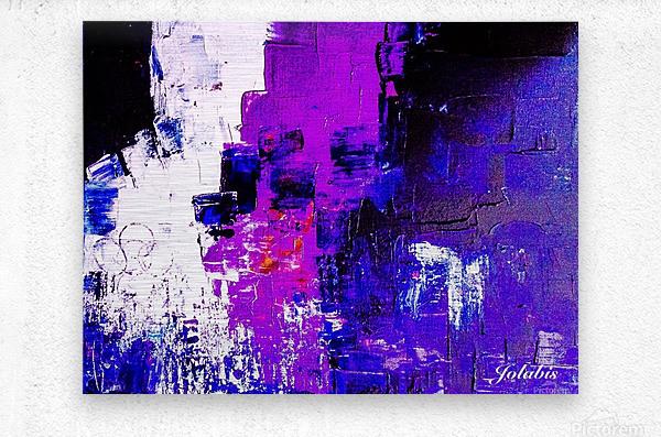 38F0A08D 6A3F 4C84 BBA3 7E614088D7A9  Metal print