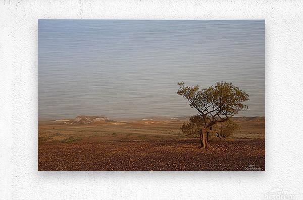 The breakaways South Australia  Impression metal