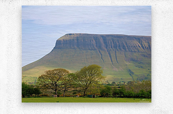 SO 091 Benbulben  Metal print