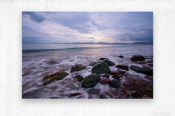 KY 313  Rossbeigh  Metal print