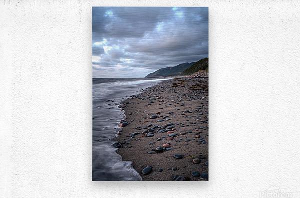 Cape Breton Shore  Metal print