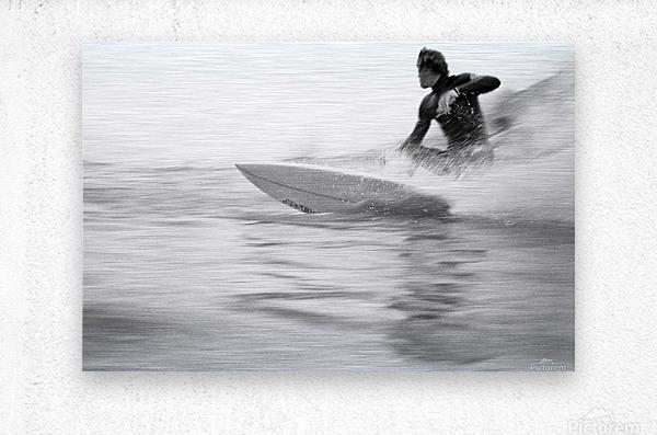 SURF STYLE  Metal print