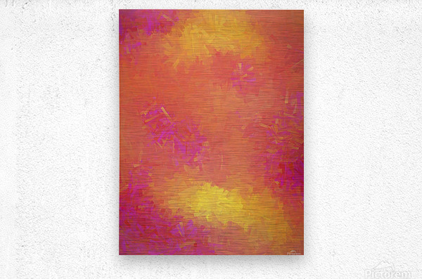 Andee Design Abstract 5 2018   Metal print