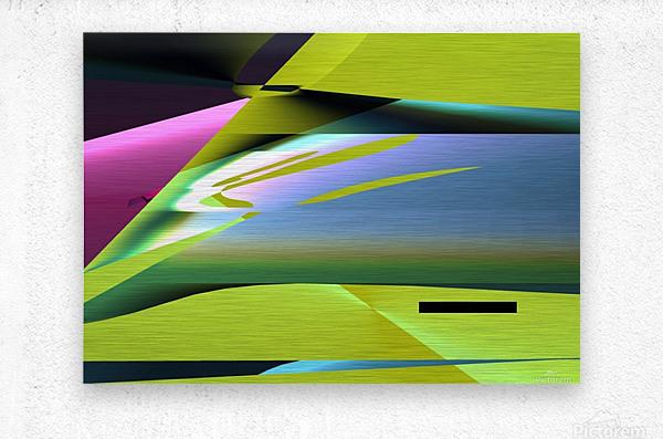 passage 0328a1819  Metal print