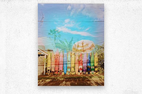 Photo_1501250618124  Metal print