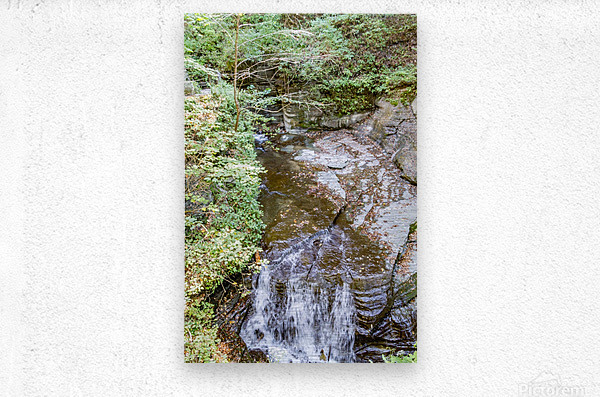 Eagle Cliff Falls 4  Metal print