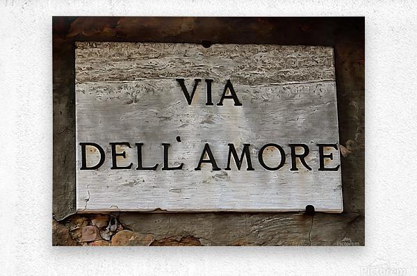 Via DellAmore  Metal print