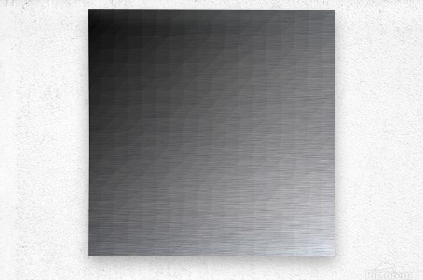 Abstract art (18)  Metal print