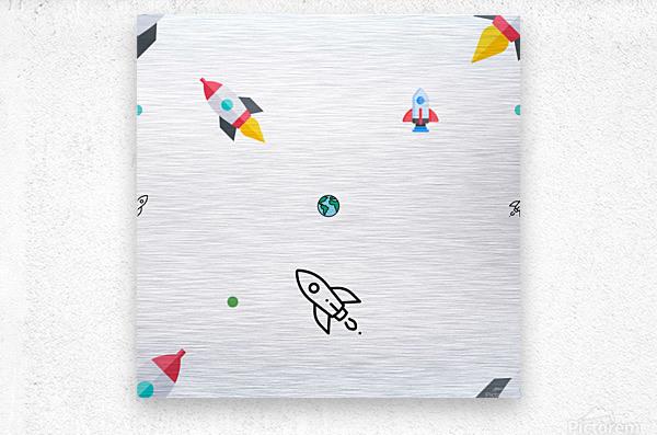 Space (15)_1560183086.7318  Metal print