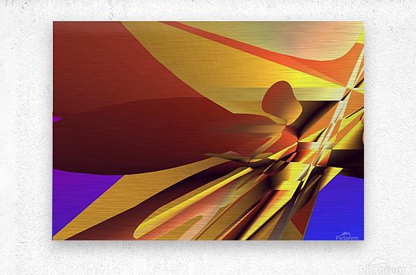 travel 190617h8  Metal print