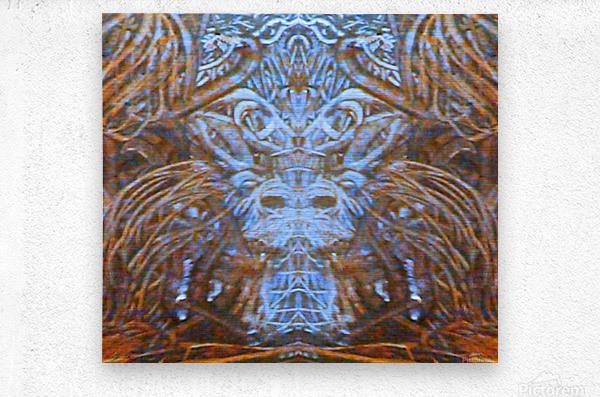 20190703_202827  Metal print