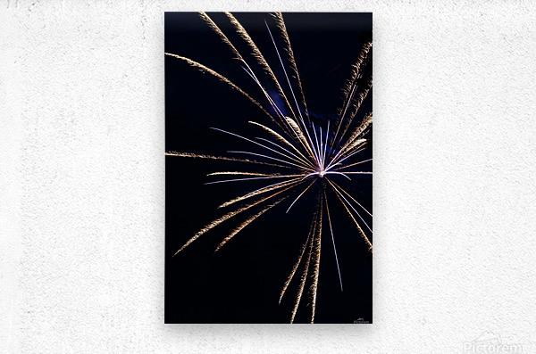 Fireworks 2019 24  Metal print
