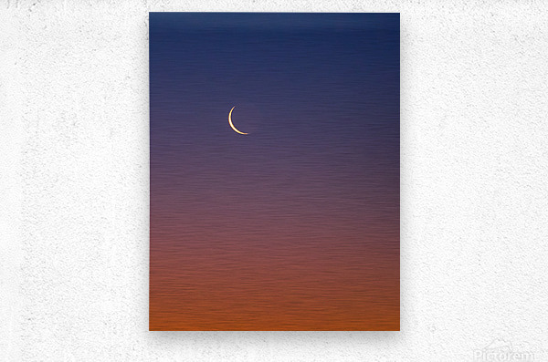 Full Spectrum Sky  Metal print