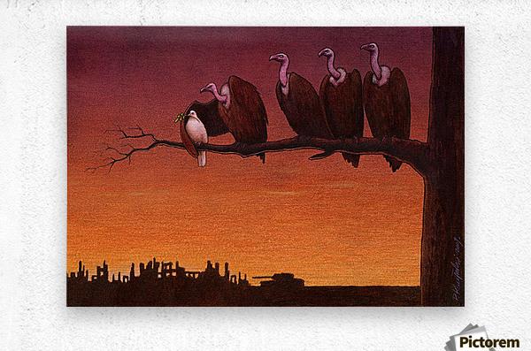 Pawel Kuczynski 24  Metal print