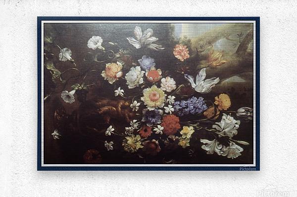 Howard010_Fotor floral1 copy  Impression metal