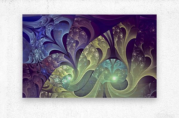 Dreamscape  Metal print