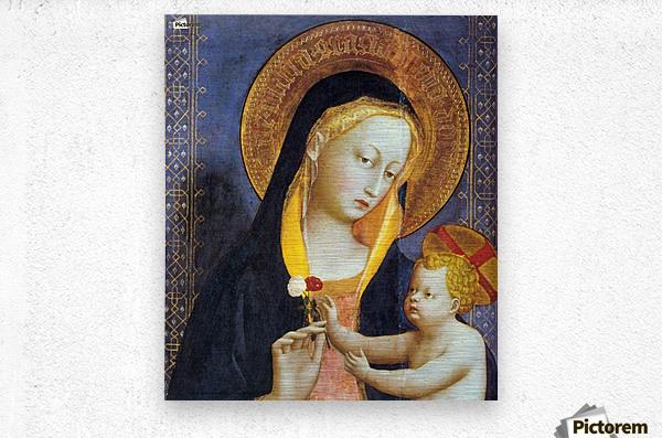 San Domenico  Metal print