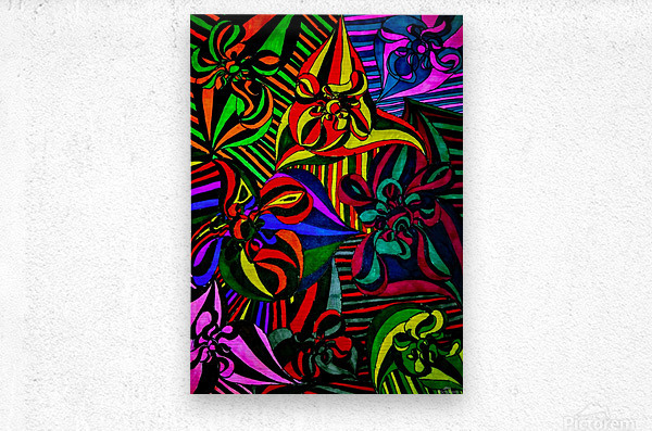 IMG_20180118_204931  Metal print